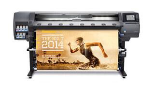 HP 360 Latex Plotter