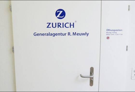 Die Zurich Insurance Group mit Sitz in Zürich ist eine international tätige Schweizer Finanzdienstleistungsgesellschaft und die Muttergesellschaft der Zürich Versicherungs-Gesellschaft. Bis Ende März 2012 hiess sie Zurich Financial Services.
